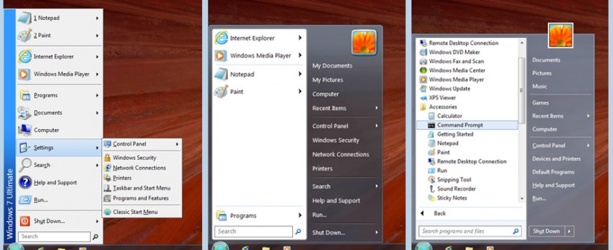 Classic Shell – Windows 8 Now Looks Like Windows 7