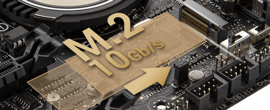 Next Generation Form Factor – M.2