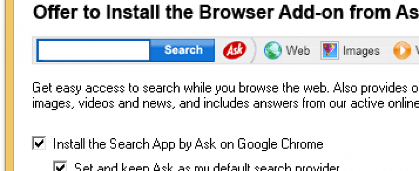 Remove All the Annoying Browser Toolbars