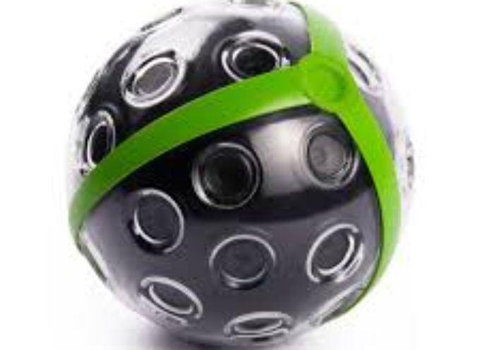 What? A 360 Degree Panoramic Camera Ball?
