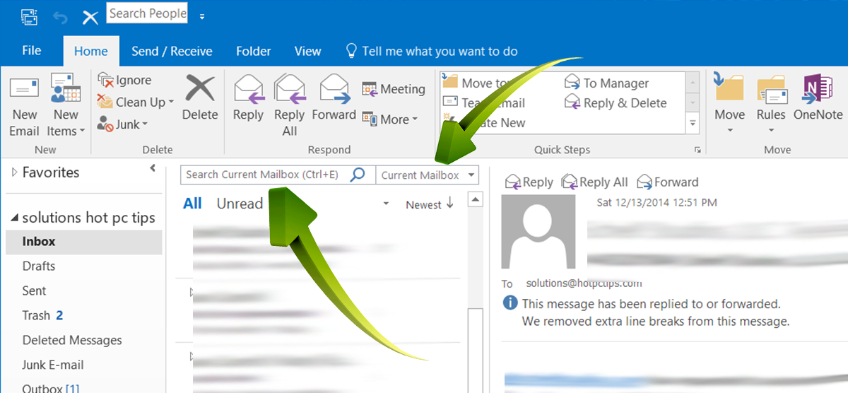 www.HotPCTips.com Outlook TIPS (1)