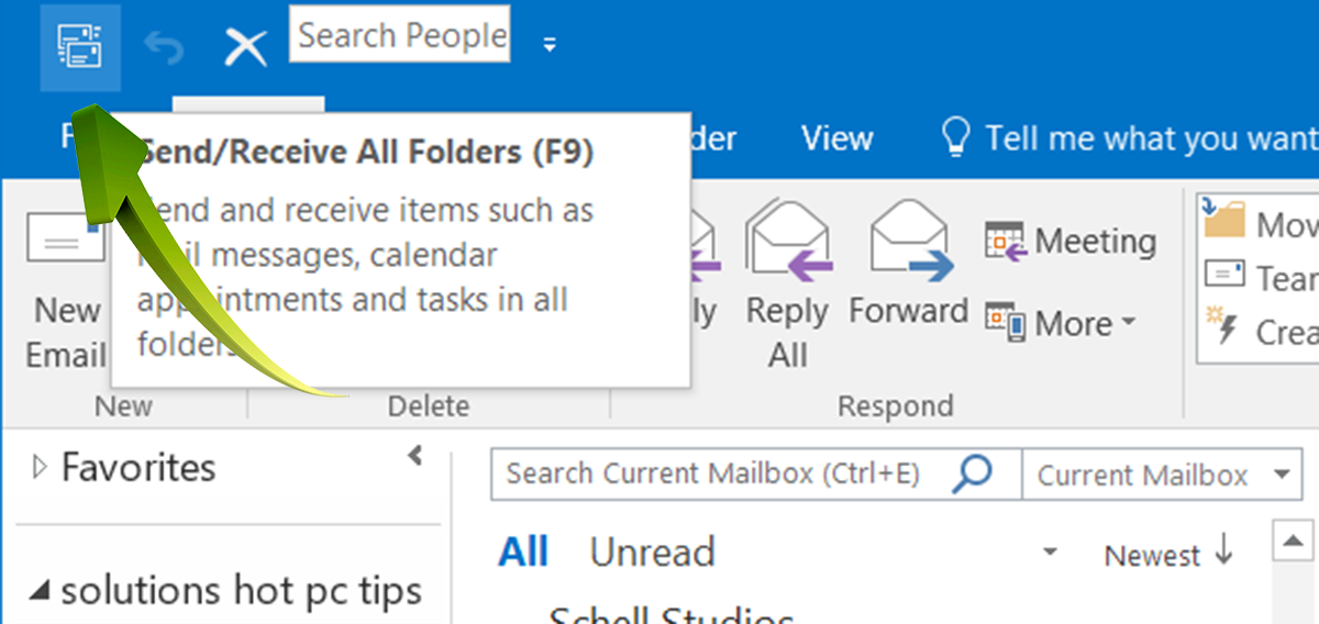 www.HotPCTips.com Outlook TIPS (2)